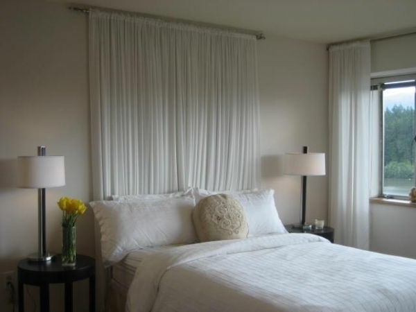 nice ideas for bed headboard with original design