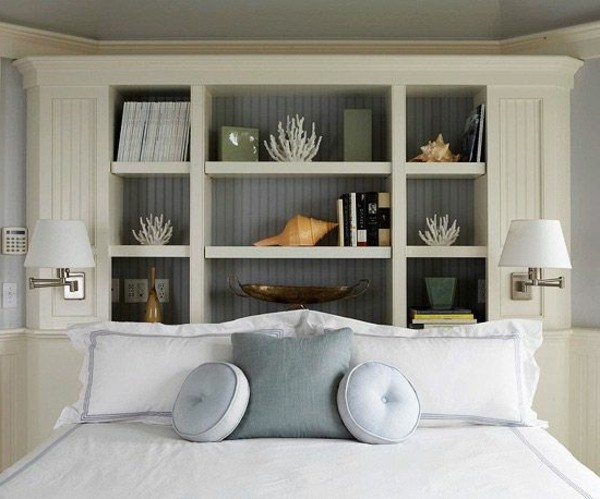 bed headboard with original design ideas interesting