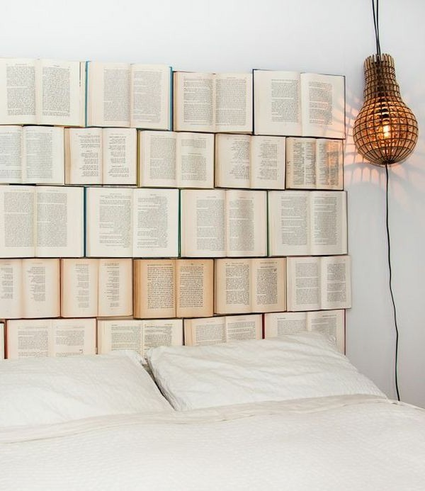 creative ideas for bed headboard with original design