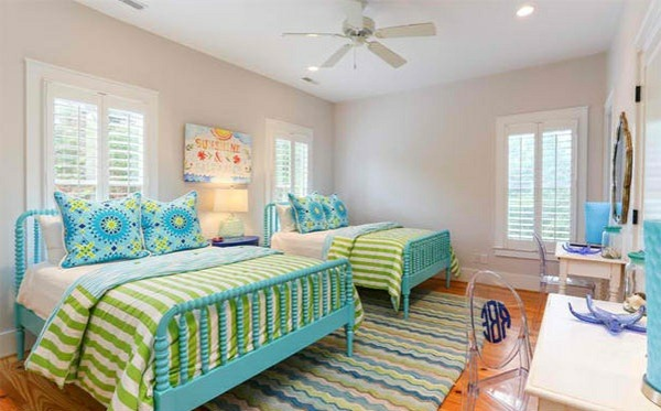 bedroom colors ideas wall colors blue and green