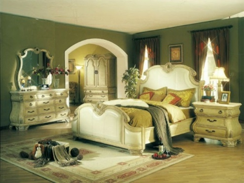 royal bedroom design