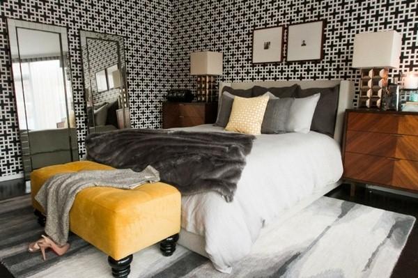 bedroom decorating ideas vintage style