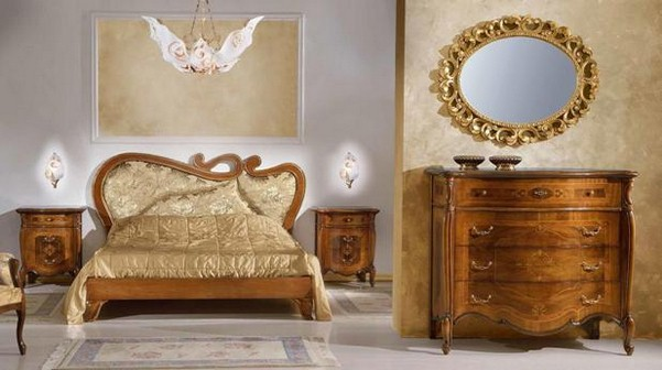 bedroom design english style