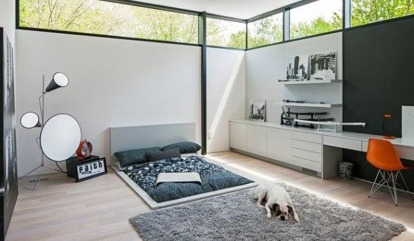 Bedroom ideas   make your room appear more spacious   Homedizz bedroom ideas arte bed bedroom floor installed. Bedroom Floor Ideas. Home Design Ideas