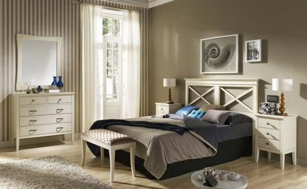 calming neutral shades beige walls beach style furnishings