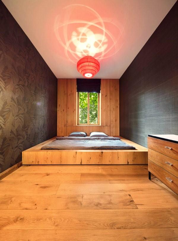 fitted bedroom ideas arte bed bedroom floor wood pedestal