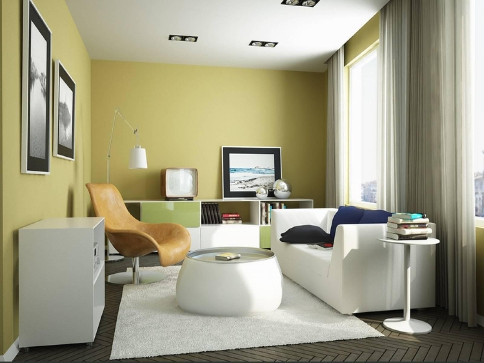 interior design for contemporary small house