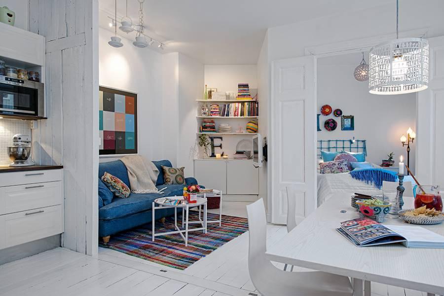 swedish small home