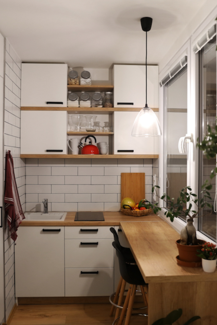 small urban kitchen ideas